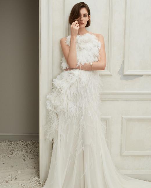 Oscar De La Renta Fall 2019 Wedding Dress Collection Martha