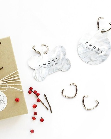 pet gift guide hello delicious dog tag