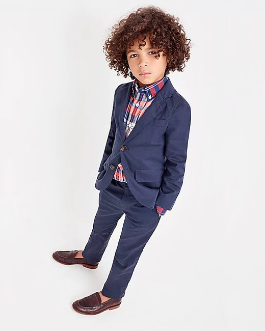 "J.Crew Unstructured ""Ludlow"" Suit Jacket and pants"