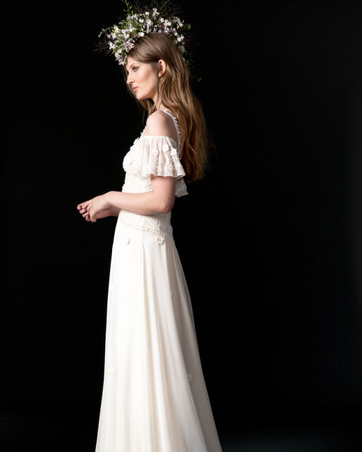 Alice temperley wedding dress 2018