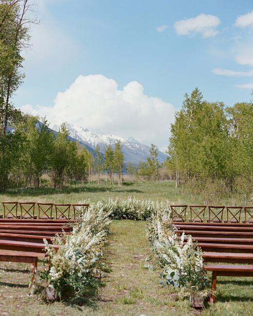 Colby John Wedding wedding ceremony