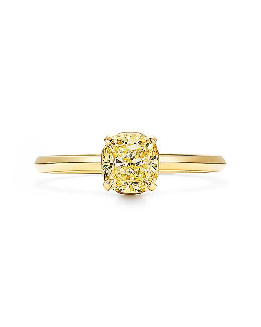 18-Karat Yellow Gold Ring