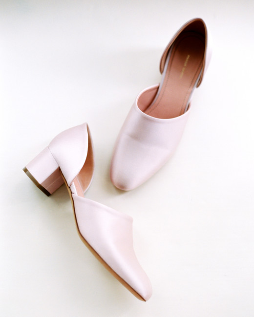 kayla michael wedding shoes