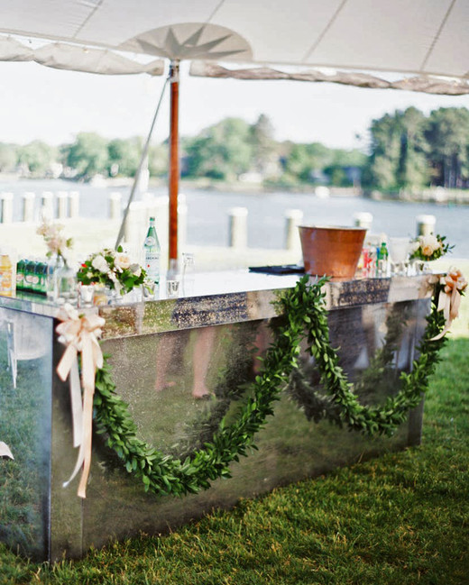 mercury glass wedding ideas erich mcvey