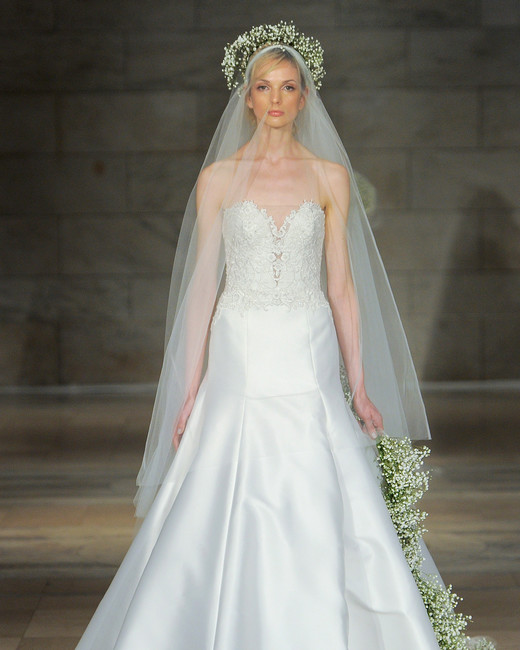 reem acra bridal market wedding dress fall 2018 sweetheart