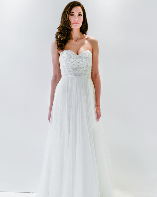Wtoo Spring 2018 Wedding Dress Collection | Martha Stewart Weddings