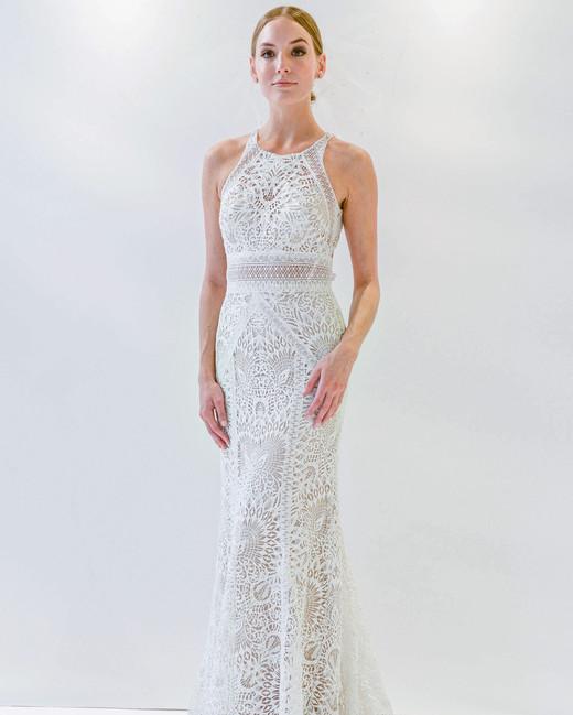 watters trumpet wedding dress spring 2018
