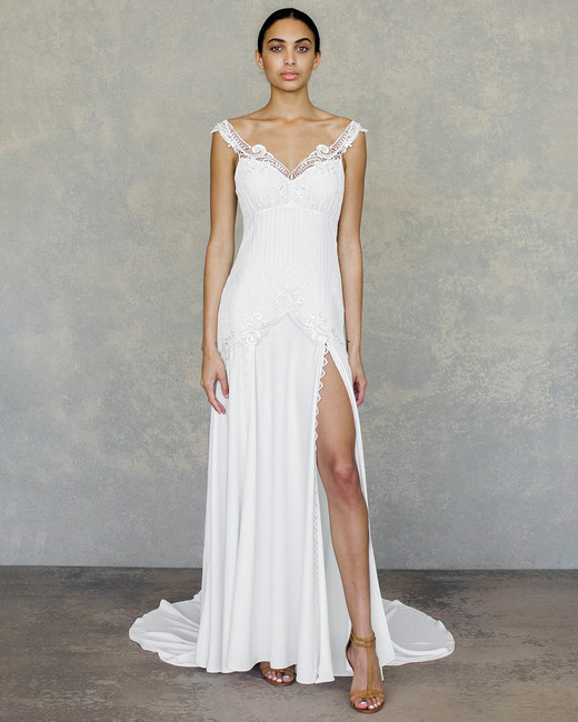 Claire Pettibone Wedding Dress: Claire Pettibone Spring 2019 Wedding Dress Collection