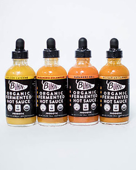 dad gift guide hot sauce set