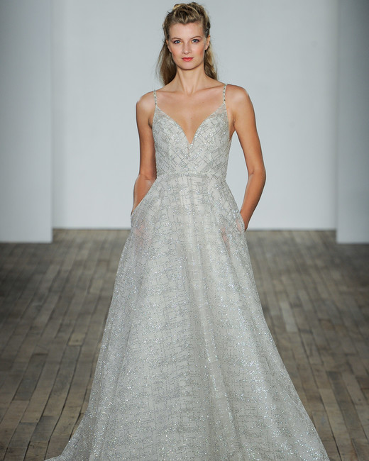 58 Pretty Wedding Dresses With Pockets