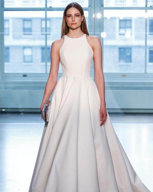 justin alexander wedding dress spring 2019 sleeveless ball gown