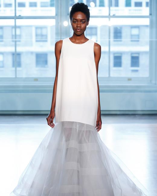 justin alexander wedding dress spring 2019 sleeveless sheath trumpet