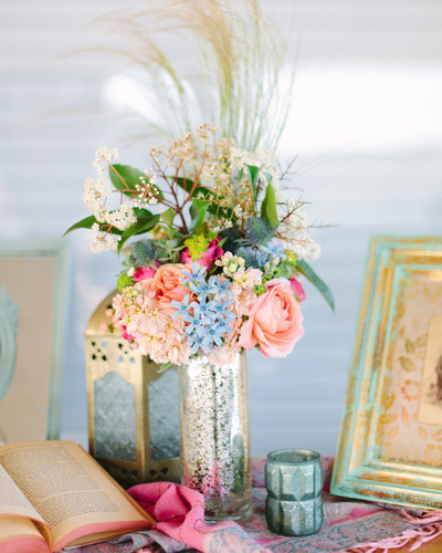 mercury glass wedding ideas megan clouse