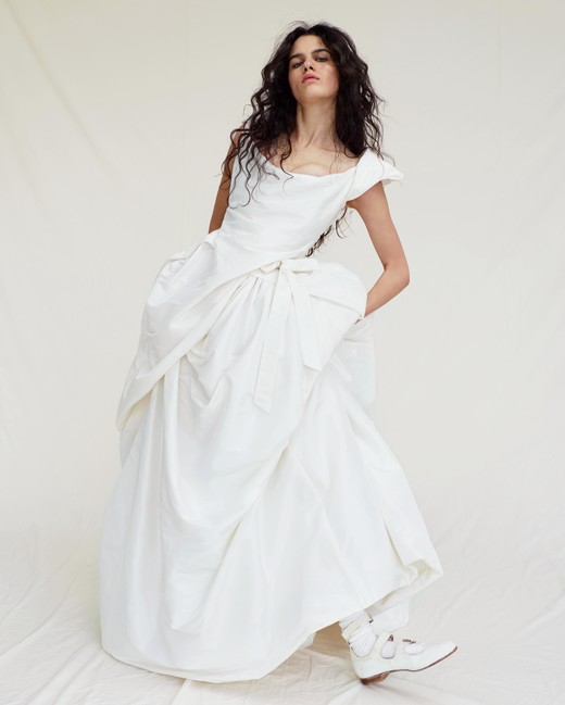 Vivienne Westwood Bridal Spring 2019 Wedding Dress Collection ...