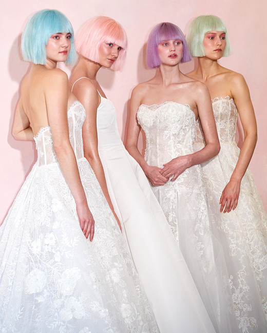isabelle armstrong wedding dress spring 2019 four looks
