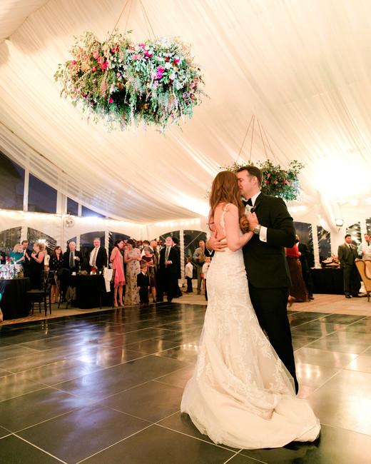 jen geoff wedding first dance