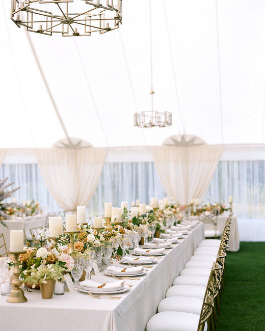 kaitlin jeremy wedding white and gold table