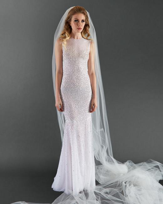 randi rahm glitter wedding dress spring 2018