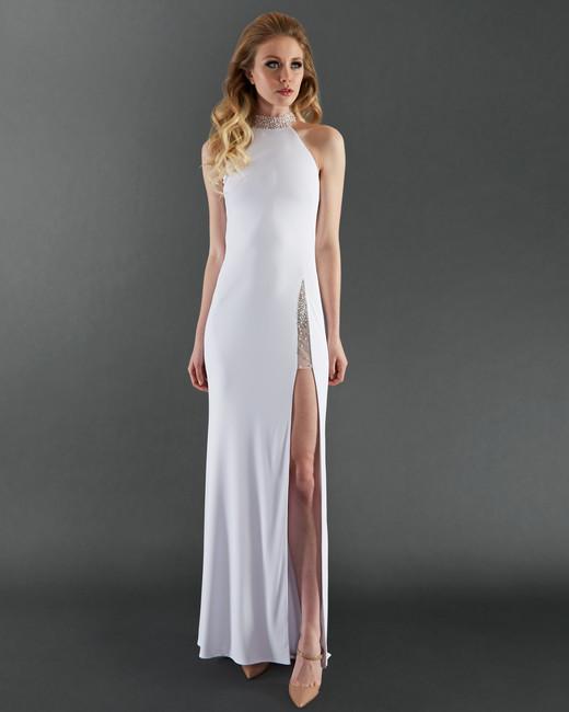 randi rahm halter wedding dress spring 2018