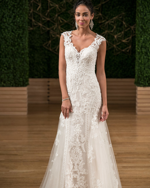 sottero midgley wedding dress fall 2018 v neck sleeveless embellished