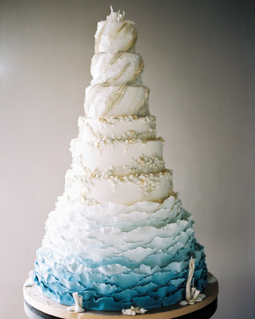 Wedding Cake For  Guests