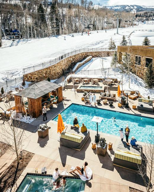 Aspen bachelorette hotels viceroy snowmass