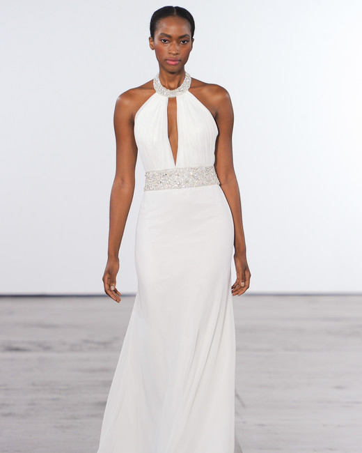 Dennis Basso for Kleinfeld Fall 2018 Wedding Dress Collection ...