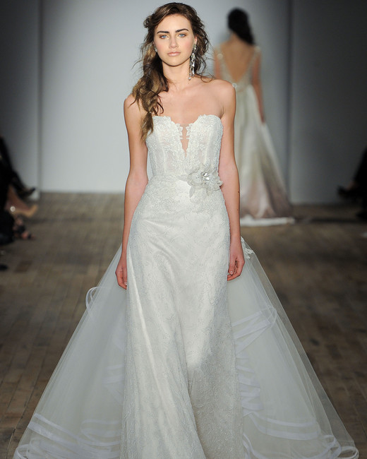 lazaro sweetheart wedding dress spring 2018