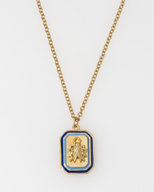 maid of honor gift guide croghan's jewel box gold necklace