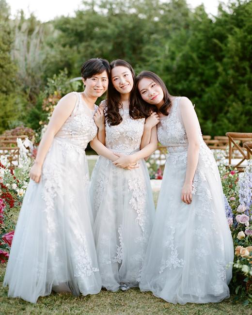 ivana nevin wedding bridesmaids
