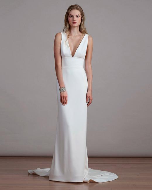 Simple Chic Wedding Dresses 73