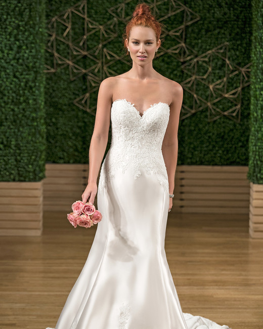 rebecca ingram sweetheart wedding dress fall 2018