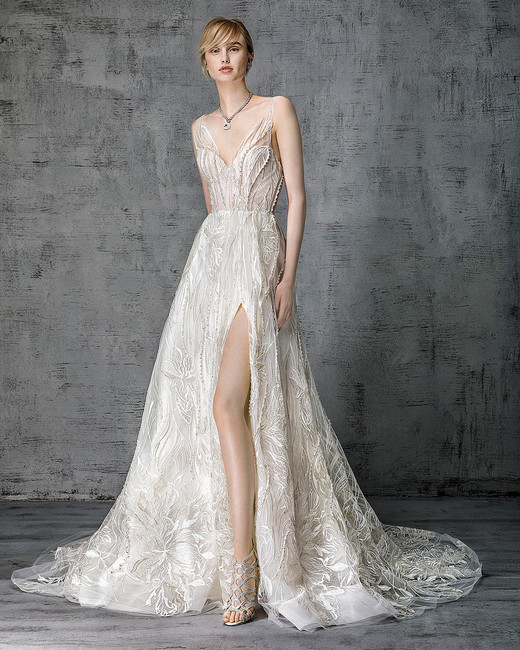 Bridal Dresses 2019: Victoria Kyriakides Spring 2019 Wedding Dress Collection
