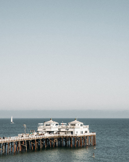 best california wedding venues the surfrider