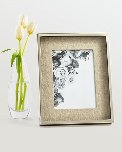 Gifts For Mom Shadow Box Linen Frame