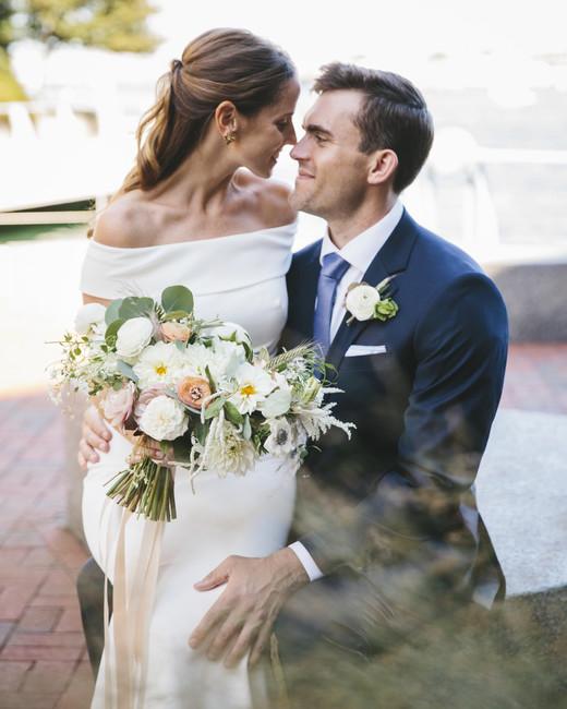 laura john wedding massachusetts couple
