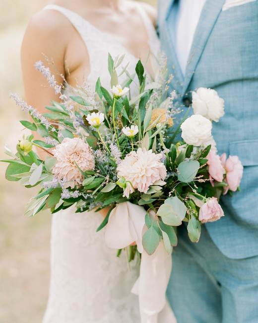 margaux patrick wedding bouquet