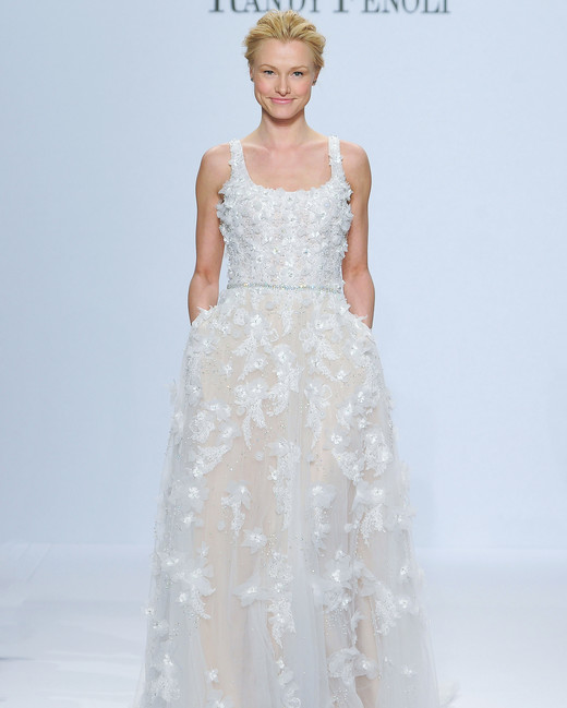 Randy Fenoli Spring 2018 Wedding Dress Collection