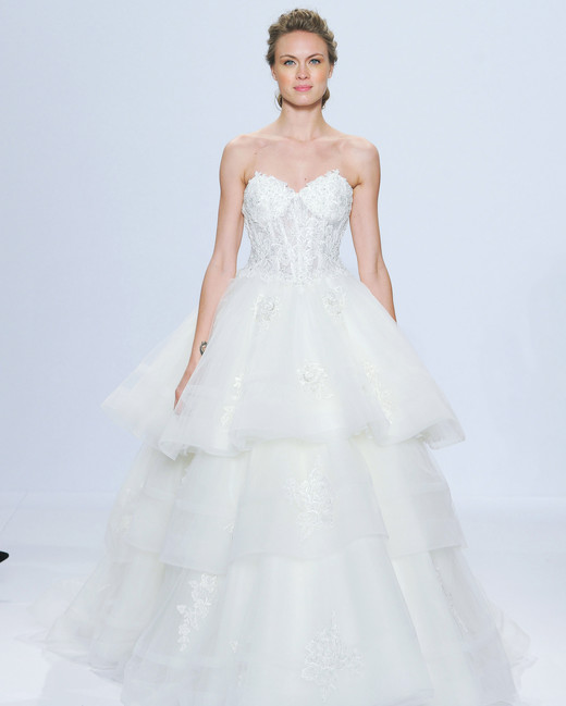randy fenoli ball gown wedding dress spring 2018