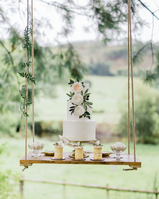 suspended wedding cake tables heledd roberts
