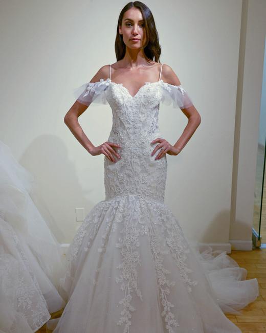 eve of milady mermaid wedding dress spring 2018