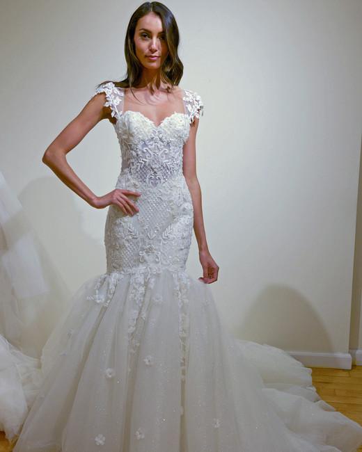 Eve Of Milady Spring 2017 Wedding Dresses: Eve Of Milady Spring 2018 Wedding Dress Collection