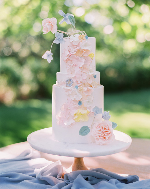 pastel wedding cake sally pinera mcakes sweets