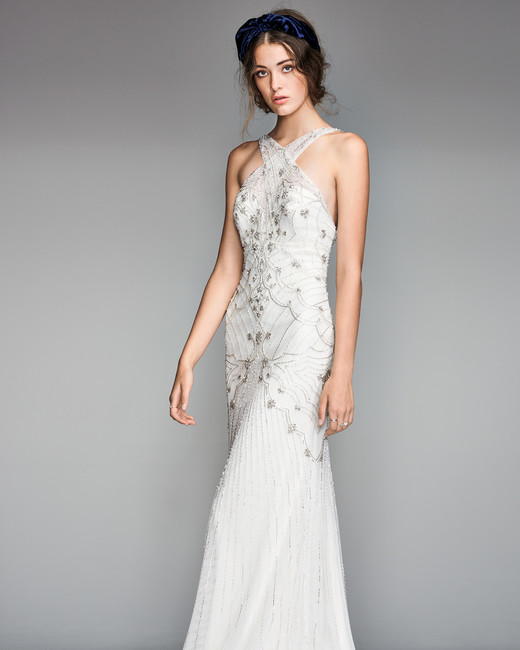 willowby by watters 2018 halter beaded wedding dress