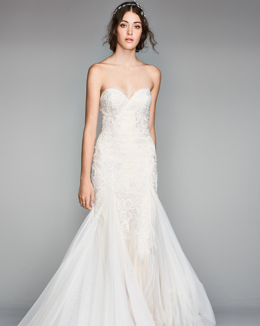 willowby by watters 2018 sweetheart lace wedding dress