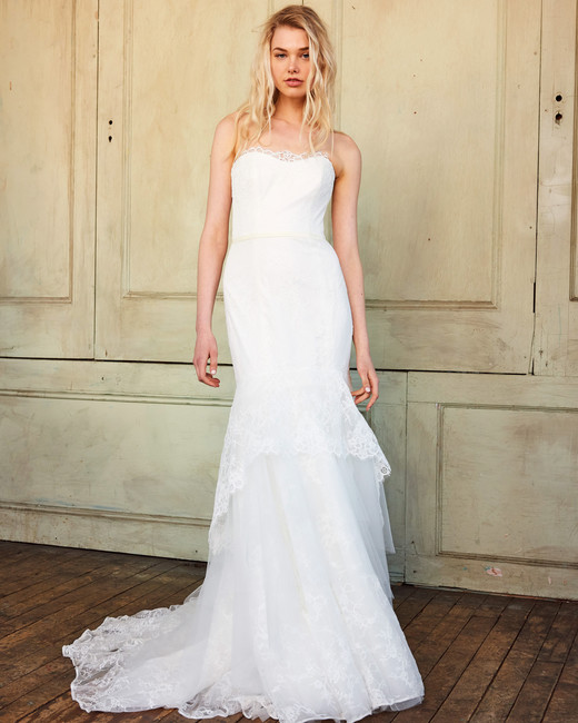 amsale christos sweetheart lace wedding dress spring 2018