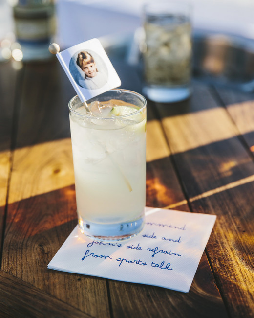 laura john wedding massachusetts cocktail