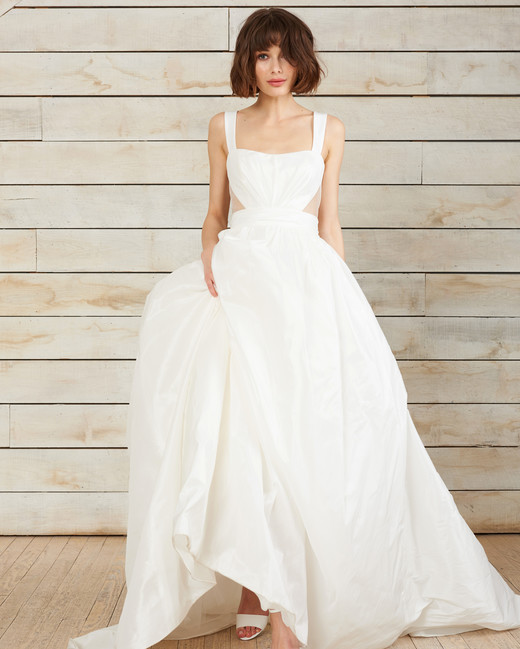 Nouvelle Amsale Spring 2018 Wedding Dress Collection | Martha ...
