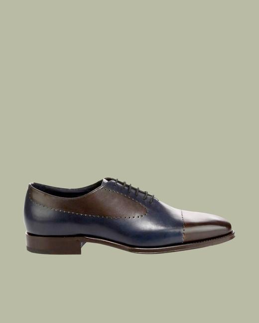 "Sutor Mantellassi ""Aldo"" Leather Dress Shoes"