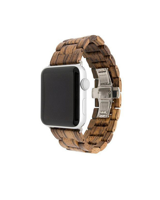 Epic Watch Bands Natural Wood Watch Band